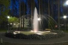Фотография фонтана